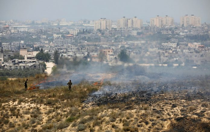 Economy for Security Israels Proposal for Palestinians Living in Gaza