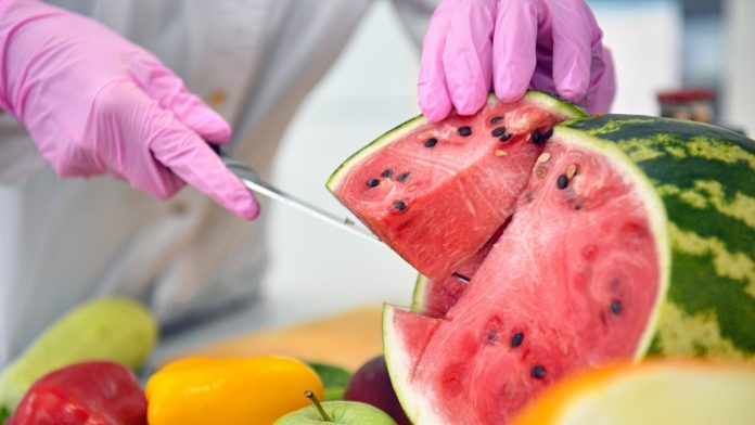 Moscow Death after consuming watermelon investigators find traces of