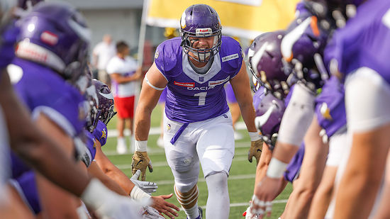 NFL invites two Austrians to the Combine