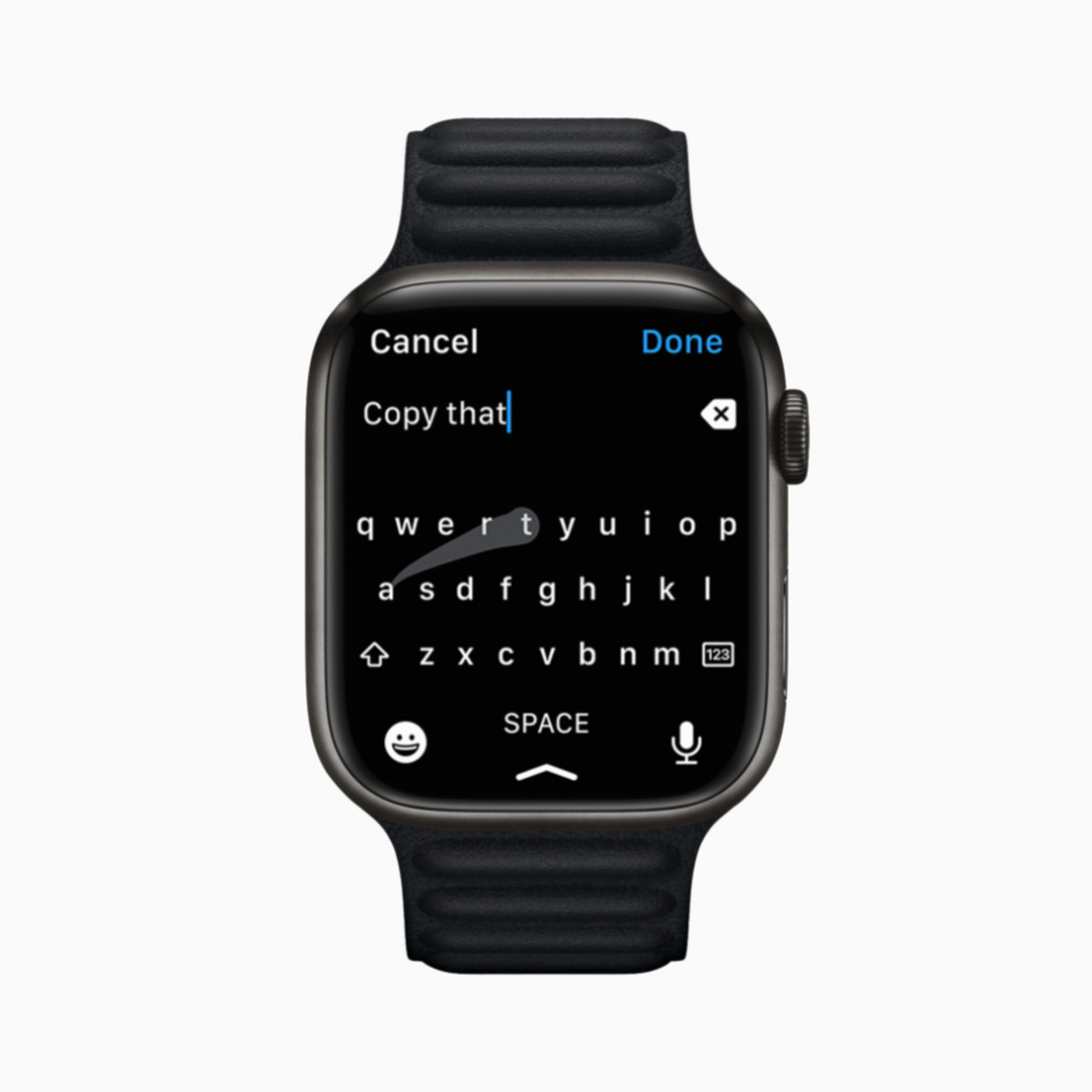 Apple Watch Series 7 how to reserve